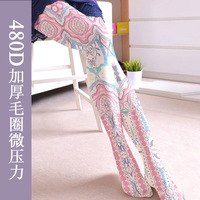 NOVIA SW 0212018 New Autumn And Winter Women Tights Thickened Terry Pressure Pantyhose COSPLAY National Style