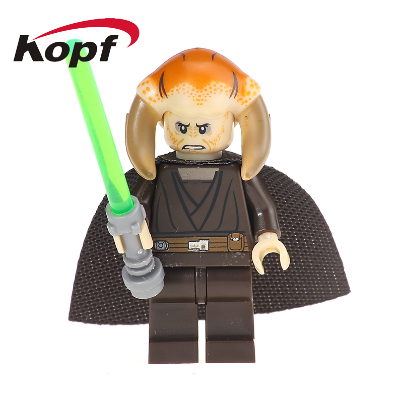 Single Sale Star Wars OSaesee Tiin Revenge of the Sith Togruta Han Solo Bricks Action Building Blocks Children Gift Toys PG716 da045 single sale the day of the dead coco movie hector miguel building blocks bricks best learning doll for children gift toys