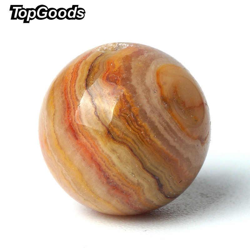 TopGoodsลูกปัดพลอยธรรมชาติบ้าอาเกตหินหลวมโมราลูกปัดลูกประคำ6/8/10มิลลิเมตรคาร์เนเลี่ยนหินสำหรับสร้อยข้อมือทำ