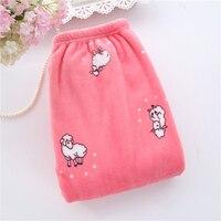 Women's Sleep Bottoms New Autumn Winter Women Cute Flannel Sleep Pants Sleep Lounge Plus size Coral Fleece Warm Loose Pants