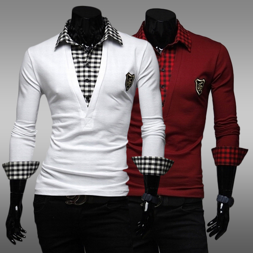 4df1228c1b7 2015 autumn 2015 spring men s brand t shirts men fashion t shirt men top tee  freeshipping-in Polo from Men s Clothing on Aliexpress.com