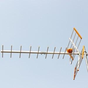 Image 2 - Antenne de télévision extérieure numérique HDTV à Gain élevé pour DVBT2 HDTV ISDBT ATSC antenne de télévision extérieure à Signal fort à Gain élevé