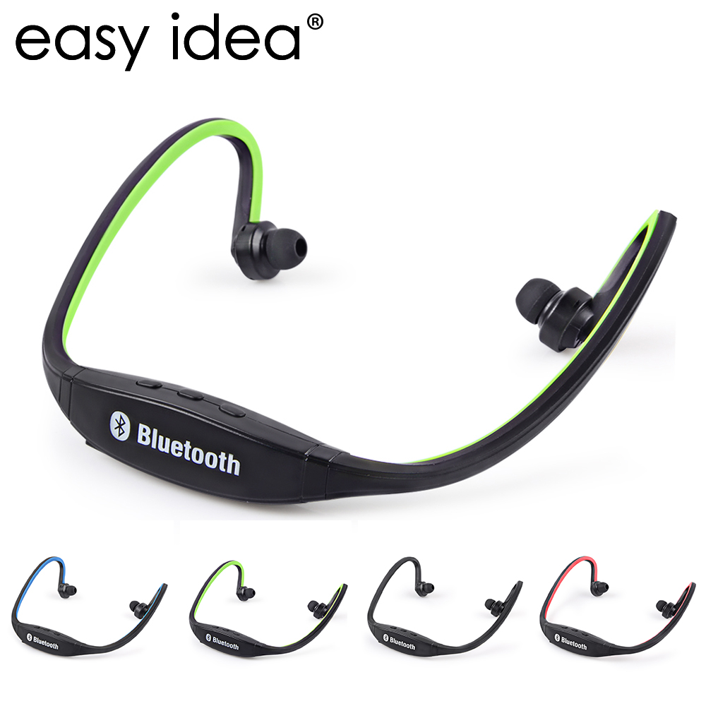 wireless s9 sport headphones bluetooth v4 0 headset running earphone high quality hifi sound in. Black Bedroom Furniture Sets. Home Design Ideas