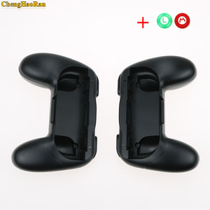 Image 2 - 2PCS For Nntend Switch ABS Joystick Grip Handle Joypad Stand Holder For Nintend Switch NS Left Right Joy Con Joycon Controller