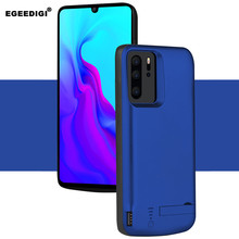 For Huawei P30 P30pro Phone Case External Battery Pack 5000mAh Power Bank Cover For Huawei P30 Pro Battery Fast Charging Case