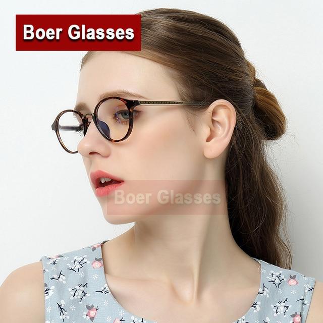 new fashion retro eyeglasses full rim women myopia prescription eye glasses TR90 eyewear Rxable 8003 (48-20-138)