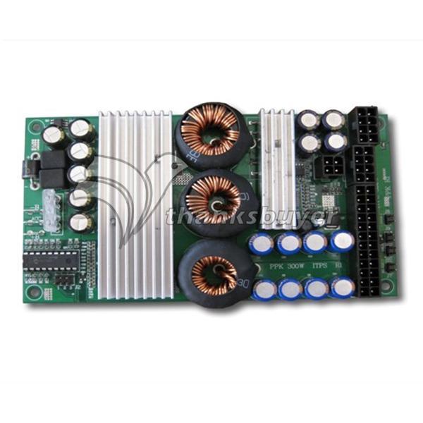 PPK-I-300 8-28 V DC 300 W DC/DC ATX OVP OCP Placa de Alimentação Placa de Conversor de Voltagem PPK