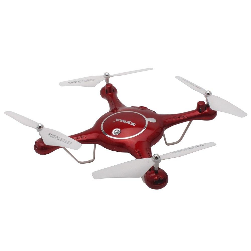 Syma X5UW-D FPV RC Drone Dron RTF 90-Gradi 0.3MP Gamma di Telecamere il Mantenimento di Quota Senza Testa Modalità di 360-Gradi vibrazione RC Elicotteri Giocattoli