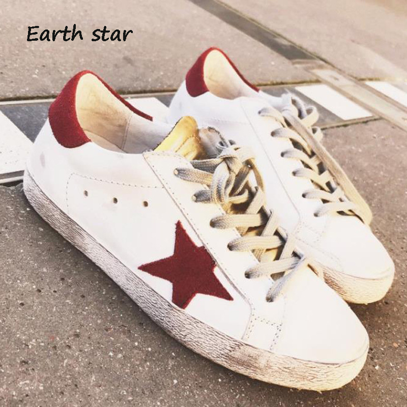 ... chaussure footware Lady with Brand Dirty Sneakers Women EARTH  Breathable STAR Casual 2018 Shoes Breathable Female ... 702371e1d40c