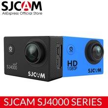 """מקורי SJCAM SJ4000 סדרת 1080P HD 2.0 """"SJ4000/SJ4000 WIFI פעולה מצלמה עמיד למים מצלמה ספורט DV רכב רשם"""