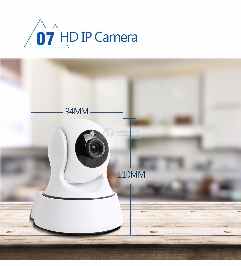 10 720P WIFI IP Camera