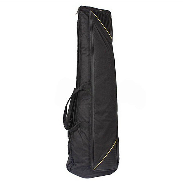 New Tenor Trombone Gig Bag Lightweight Case Black
