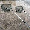 Aluminum Alloy  Retractable Fishing Net 2