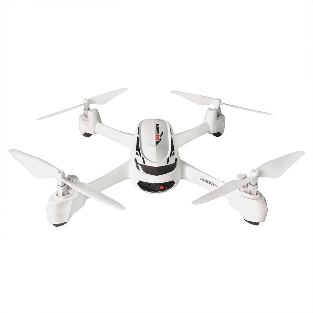 Hubsan x4 h502s rc zangão 5.8g fpv gps altitude rc quadcopter com 720 p hd câmera um retorno chave modo headless posicionamento automático - 2