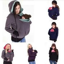 Baby Carrier Jacket Multifunctional Hoodies Maternity Baby Hoodies Sweatshirts for Pregnant Women Pregnancy Baby Wearing Coat