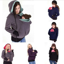 Baby Carrier Jacket Multifunctional font b Hoodies b font Maternity Baby font b Hoodies b font
