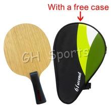Здесь можно купить   61second 3003 Super Light Table Tennis / PingPong Blade  (FL 55-65g / CS 63-74g) with a free full case Racquet Sports