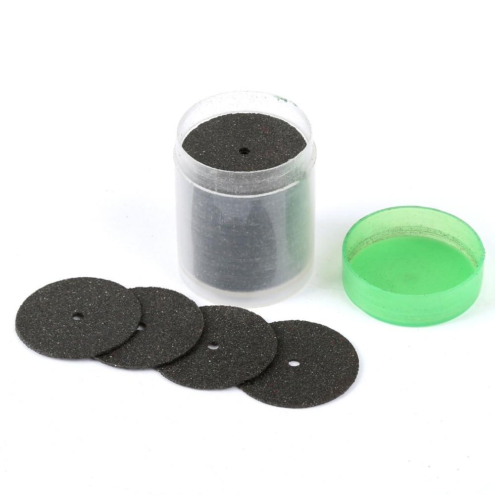 36 Pezzi Dremel Accessori 24mm Dischi abrasivi da taglio Dischi da - Utensili abrasivi - Fotografia 6