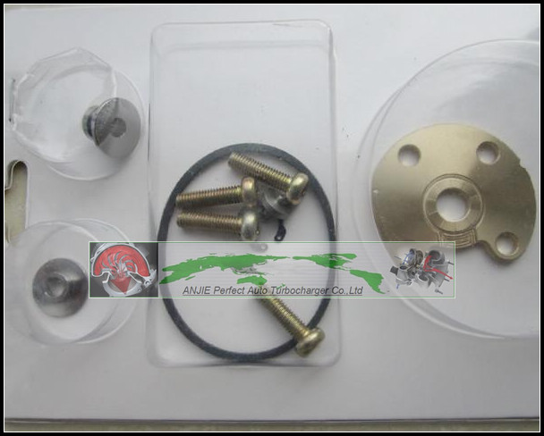 Turbo Repair Kit Rebuild GT1549S 703245 703245-0002 For Renault Laguna Megane SCENIC TRAFIC Volvo S40 V40 1.9L F9Q Turbocharger turbo cartridge core gt1549s turbocharger chra for renault trafic ii 1 9 dci f9q 74kw 2000 751768 717345 703245