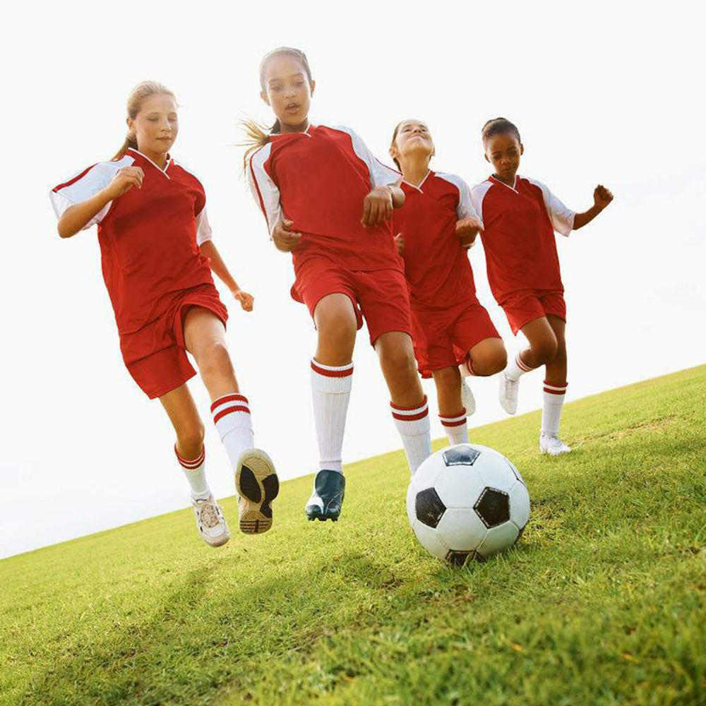 2018 Premier PU Soccer Ball Official Size Football Goal League Outdoor Match Training Balls Gifts Sports Training Ball