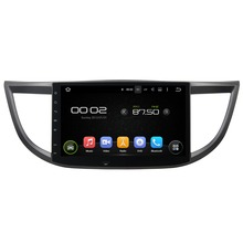 10.1 inch Quad Core Android 5.1 Car Radio Audio Player for HONDA CRV 2012-2015 GPS Navigation WiFi Mirror Link 16GB Flash