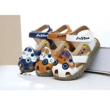 2016 New Kids Sandals Summer Girls Sandals Car Style Baby Boys Sandals Fashion Children Shoes Cute Toddler Boys Sandals
