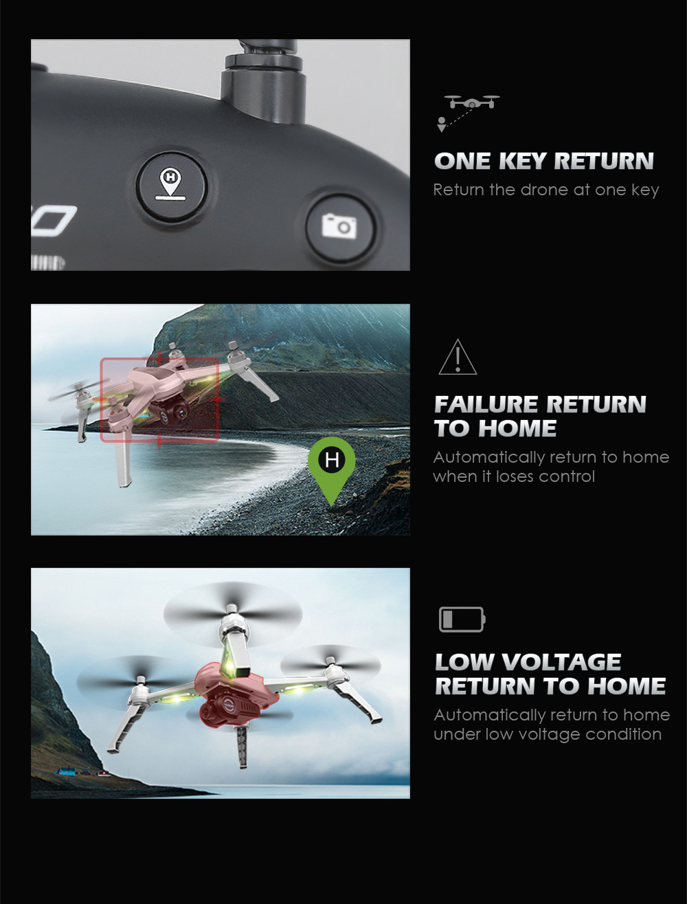 JJRC JJPRO X5 Professional Drone with Camera 1080P Brushless Motor High Hold Quadcopter Auto Follow GPS Positioning Fly  Mins 10
