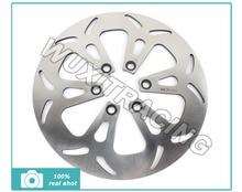 Arka Fren Disk Rotor SUZUKI için Motosiklet Fren Disk VS 1400 GL GLP H J K L M N SP R S T V W Y K1-K4 Saldırgan 1987-2004