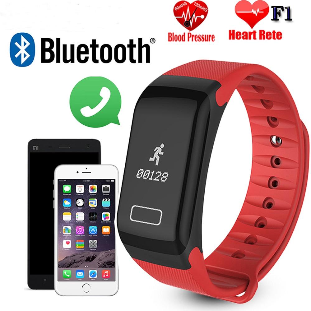BUMVOR Monitor Sport-Watch Wristband Intelligent-Bracelet Pulse-Heart-Rate Waterproof
