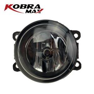 Image 2 - Kobramax Hoge Kwaliteit Fabriek Mistlampen 851200000 Auto Accessoires Mistlampen OEM 1209177.8200074008.6206E1 Voor Citroen