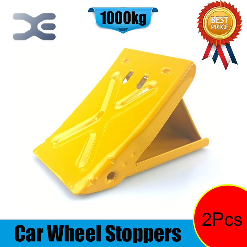 Wheel Chock Tire Repair Auto Tyre Trim Removal Tool Car Repairing Tool Pack of 2