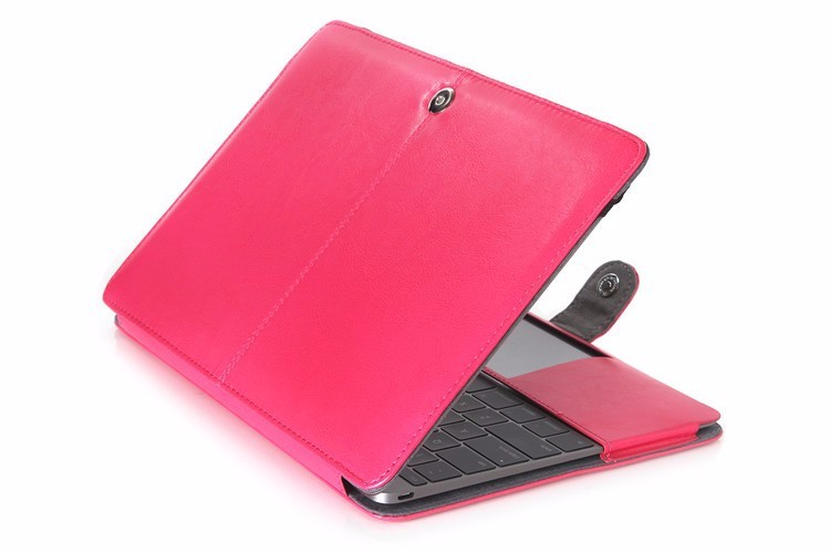 PU leather Notebook Case for MacBook 91