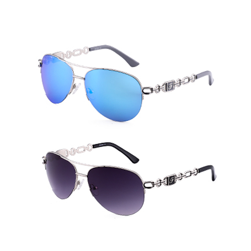 FENCHI sunglasses women uv 400 oculos female glasses sun glasses mirror Pilot Pink feminino zonnebril dames gafas de sol mujer 15