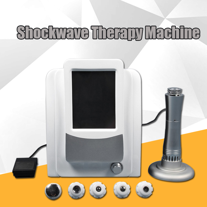Newest Extracorporeal Shock Wave Therapy Pneumatic Shockwave Therapy For Shoulder Pain Treatment Health Care Beauty Machine