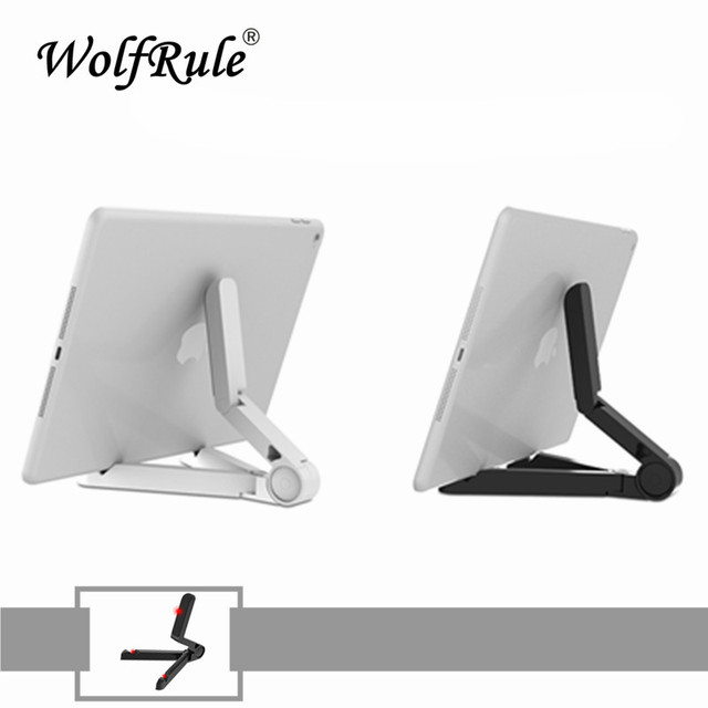Tablet 10.1 Lazy Mobile Phone Holder Portable Fold-UP Stand Holder Tablet PC For IPad Mini 2 3 4 for IPAD AIR For Samsung Tab 4<