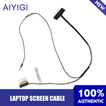 AIYIGI новый оригинальный экран кабель для lenovo ThinkPad E420S S420 100% новый экран линия DC020017L10 аксессуары для ноутбуков