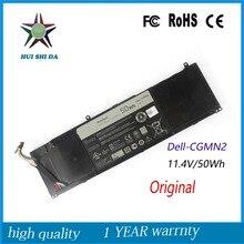 10.8 v 50wh originais nova qualidade de alta capacidade da bateria do portátil para dell inspiron 11 3000 3137 n33wy cgmn2