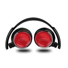 купить HIFI Stereo Wireless Earphones Foldable Bluetooth Headphone Music Headset Support SD Card With Mic for Mobile phone Tablet MP3 дешево