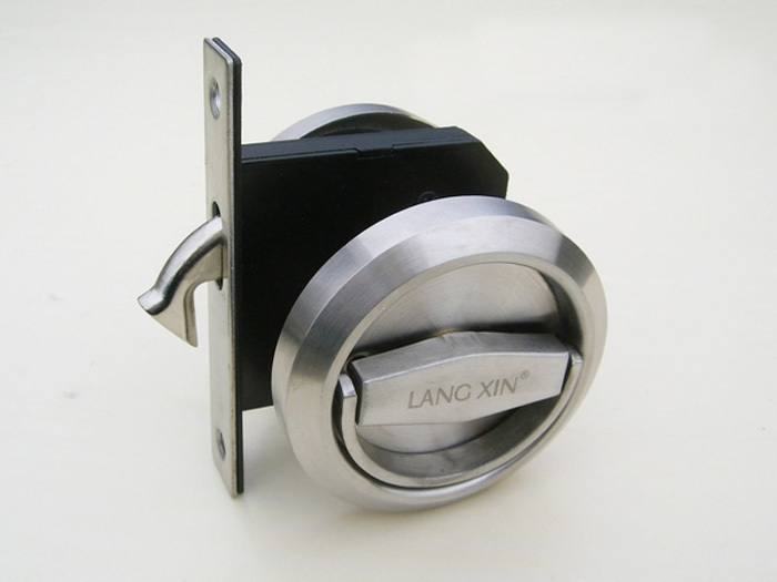 Door Decoration Stainless Steel 304 Door Pocket Lock For