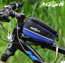 Sacoche Tube avant pour vélo, 4,8 pouces, pour iPhone 4/4s/5, SAMSUNG