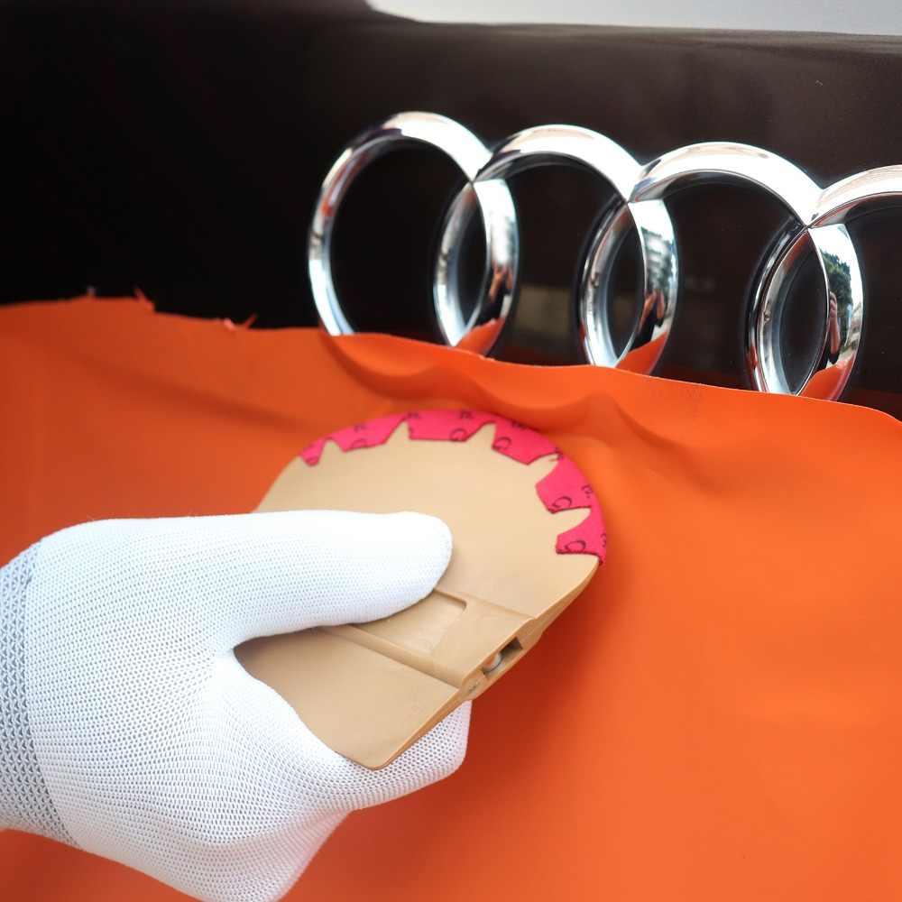 FOSHIO автомобильный Стайлинг Магнитный Ракель тонкая ткань из микрофибры Магнитный скребок для Авто Оттенок Автомобильная наклейка поверхность виниловая обертка инструмент