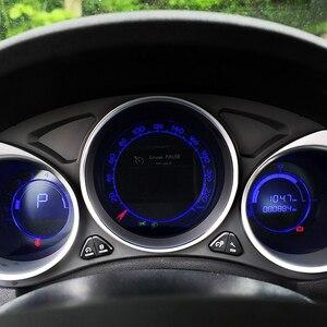Image 3 - LittleMoon instrumento electrónico automotriz, pantalla de alto rendimiento para Citroen C4 C4L B7