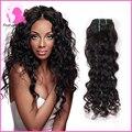Luvin unprocessed malaysian virgin hair natural wave cheap water wave 3pcs/lot malaysian human hair malaysian hair weave bundles
