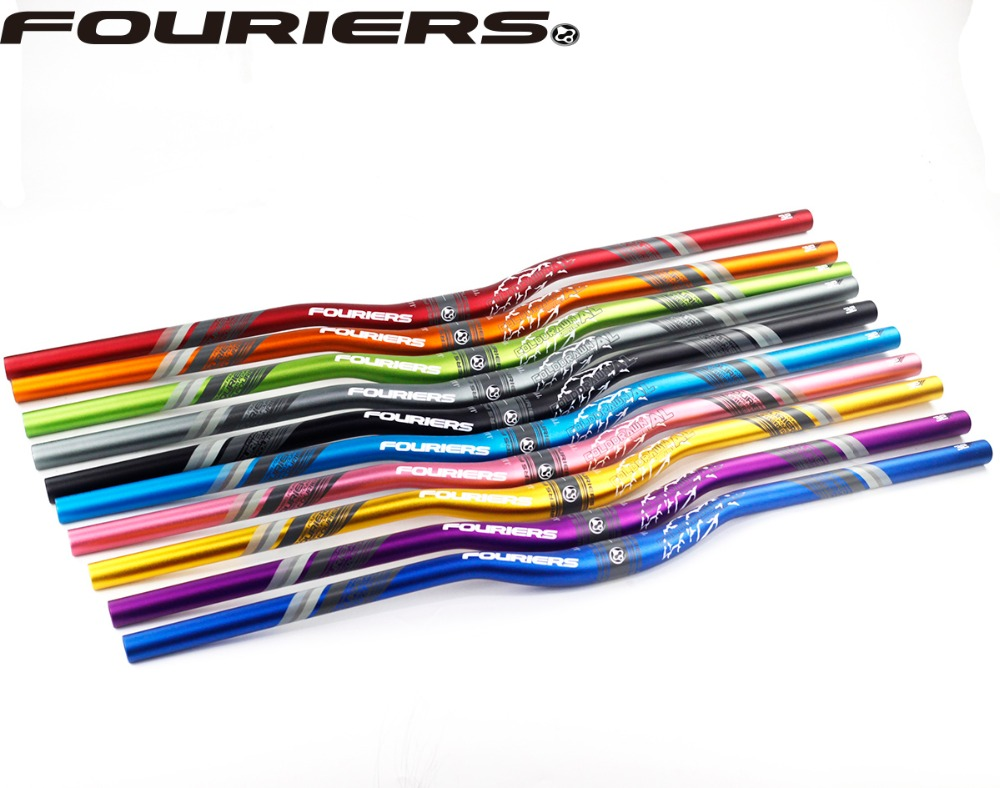 Fouriers HB-MB011-n2 Bike Riser Handlebar AM FR XC DH Bar 31.8mm x 780mm 25mm Rise литой диск replica fr lx 7362 7 5x18 5x114 3 d60 1 et35 hb