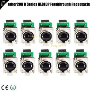 Image 1 - ネットワークコネクタ etherCON D シリーズパネルマウント RJ45 貫通レセプタクルプロオーディオビデオ & 照明ネットワークアプリケーション