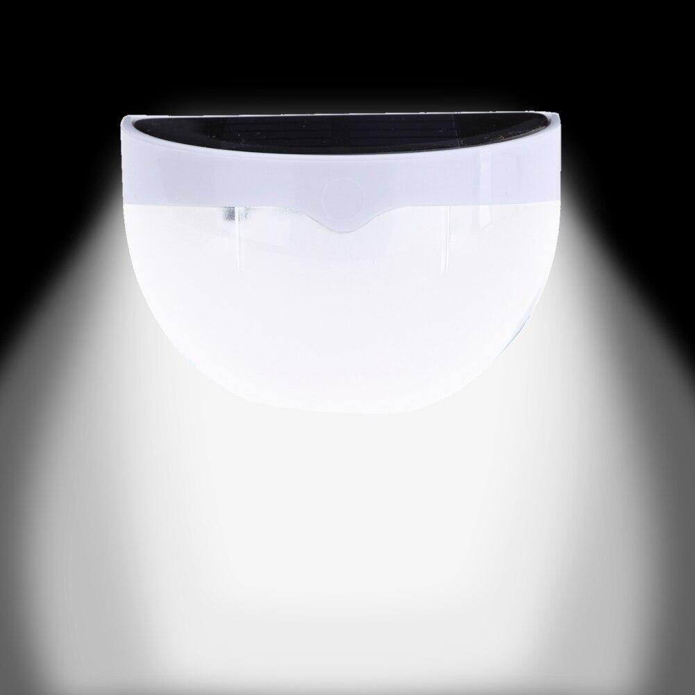 Lâmpadas de Parede ao ar Livre -poupança de energia à prova Fonte de Energia : Solar