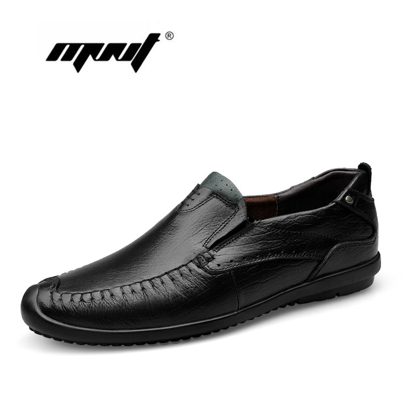 Genuine Leather Men Flats, Casual Soft  Men Shoes, High Quality Men Loafers, Moccasin Design Driving Shoes siketu best gift baby flats tassel soft sole cow leather shoes infant boy girl flats toddler moccasin bea6624