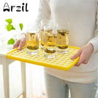 Food Dish Storage Rack Draining Fruit Tray Kitchen Tool Dry Multi Function Board Cooking For Living