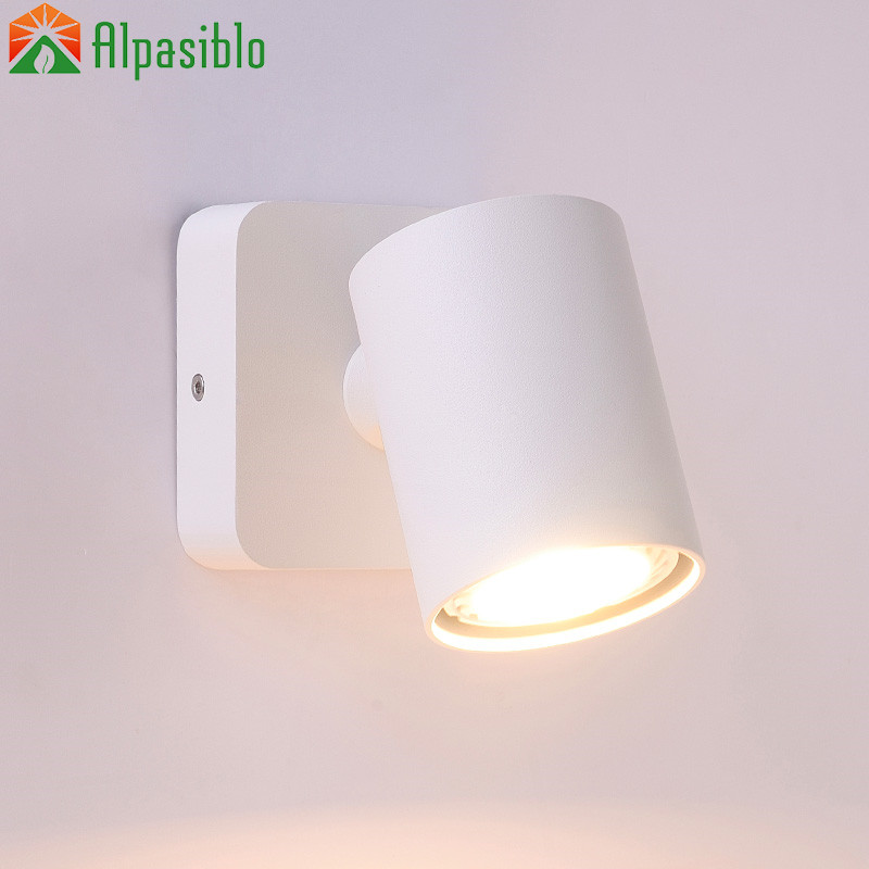 Lights & Lighting Useful Zmjuja Up Down Modern Led Wall Lights Bedside Lamp Indoor Wall Lamp Room Bathroom Mirror Light Creative Outdoor Wall Light Fixing Prices According To Quality Of Products Led Lamps