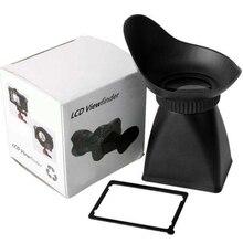 """2.8x видоискатель """" ЖК-дисплей V6 увеличительный объектив для цифровой однообъективной зеркальной камеры Canon EOS M беззеркальный Камера"""